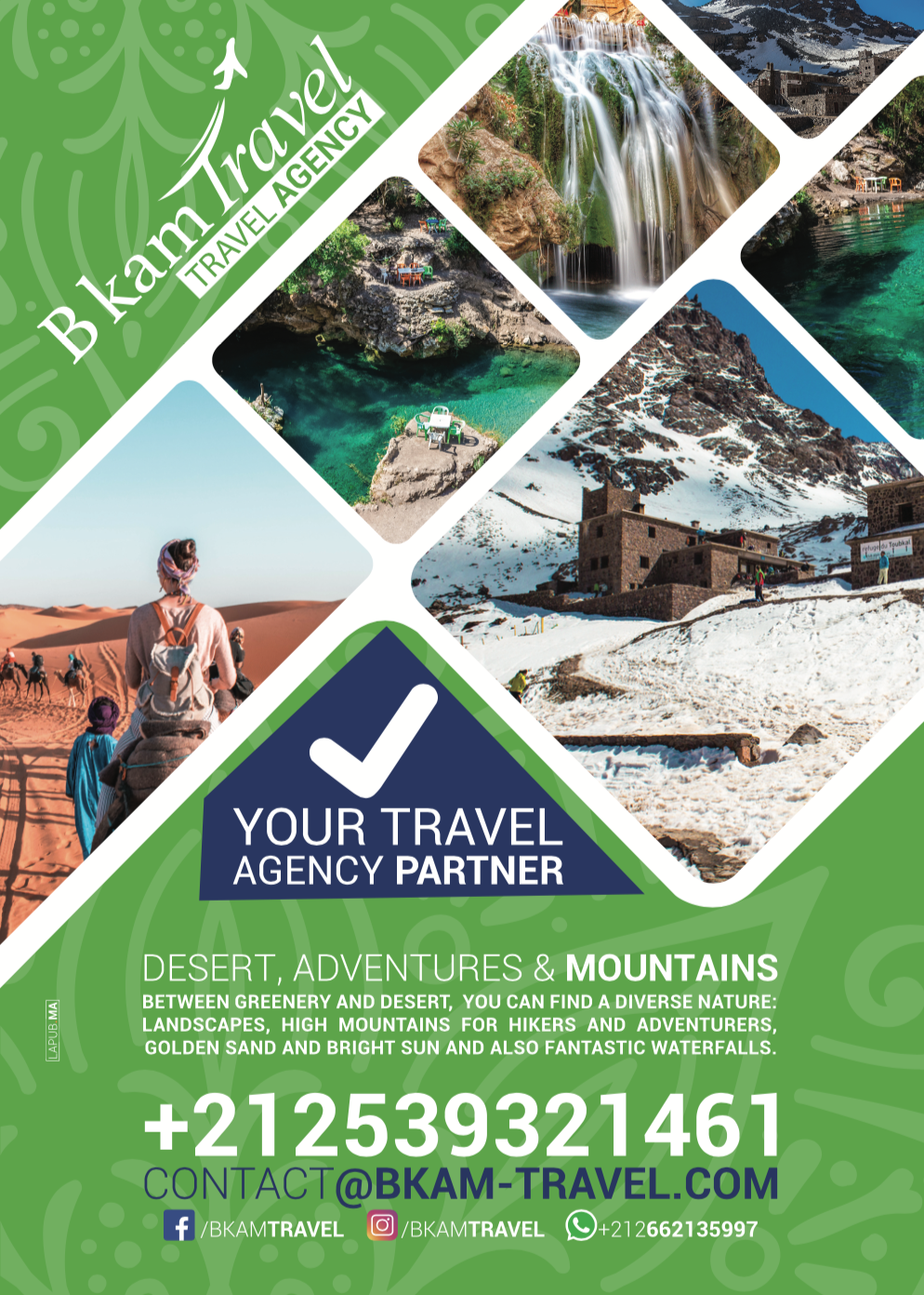 Morocco travel agency